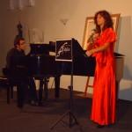 Miriam Gentile e Massimiliano Chiappinelli