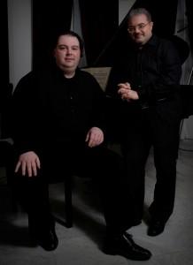 Giuseppe Di Nucci e Manlio Pinto