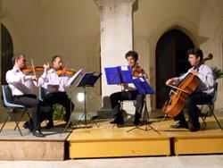 Italian Quartet