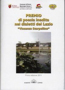 Antologia premio Scarpellino